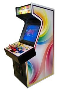Arcade Machines excal;ibur rainbow game