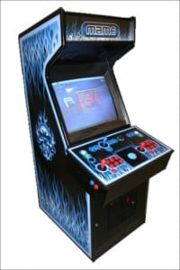 Arcade Machines excaliburflame