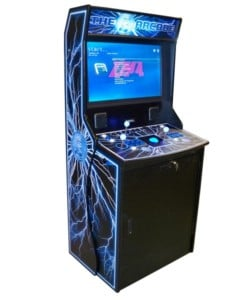 Arcade game machines - pennyblueCAB