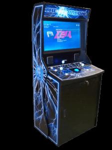 Arcade game pennyblueCAB
