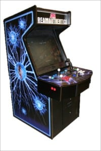 Arcade game machines stingblue