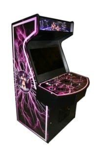 Arcade game machines EwomanwithgunsCAB