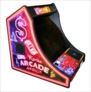 Arcade game machines - katana