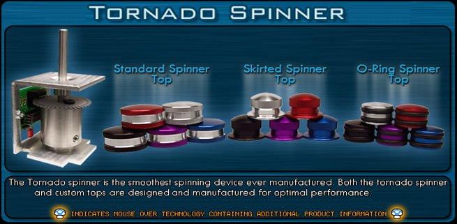 Tornado Spinner