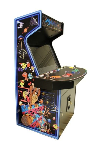 dreamauthentics arcade machine