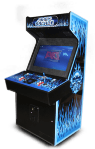 Arcade Machines - Excalibur Cabinet