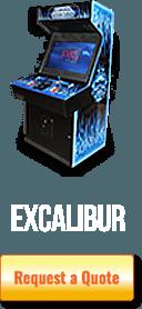 Arcade game machines - excalibur