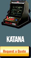 Custom Arcade - katana