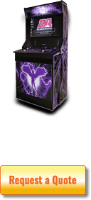Arcade game machines - kiocade