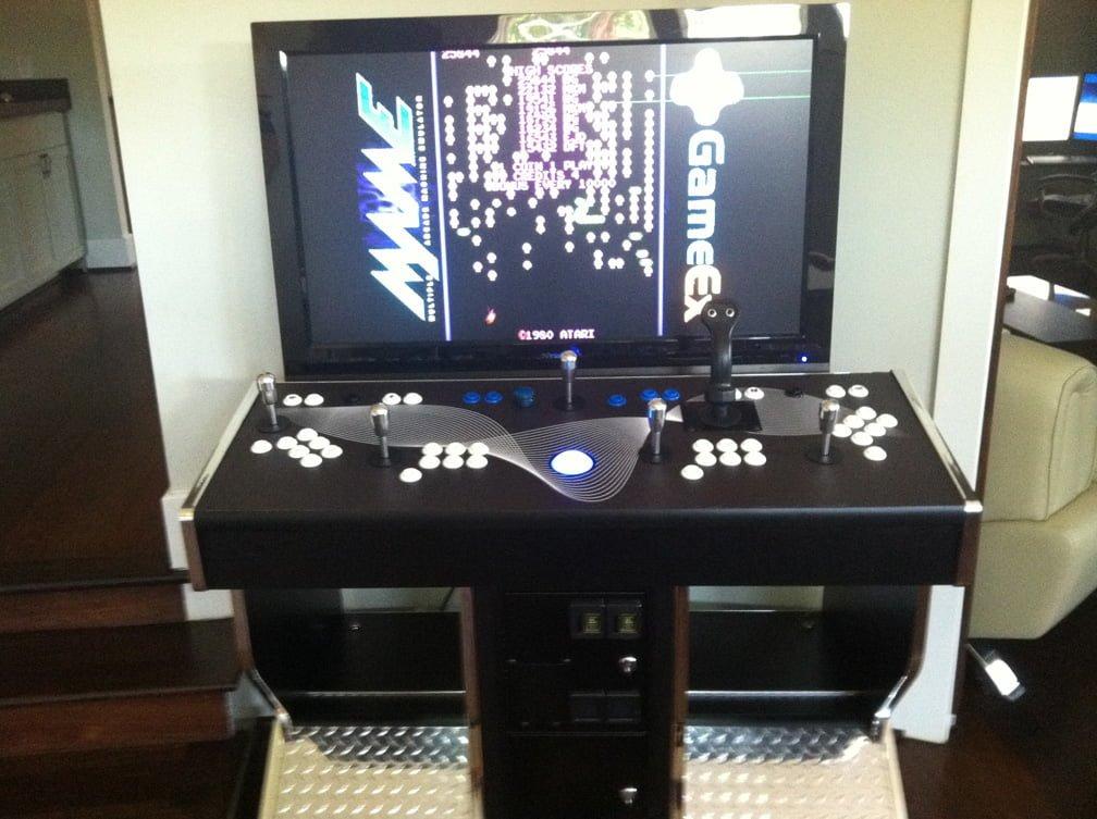 Arcade MAME Pedestal